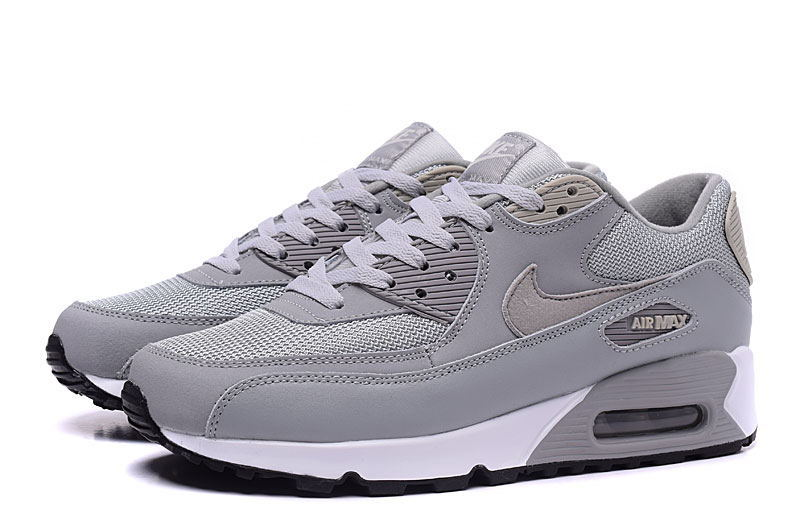 nike air max grise homme