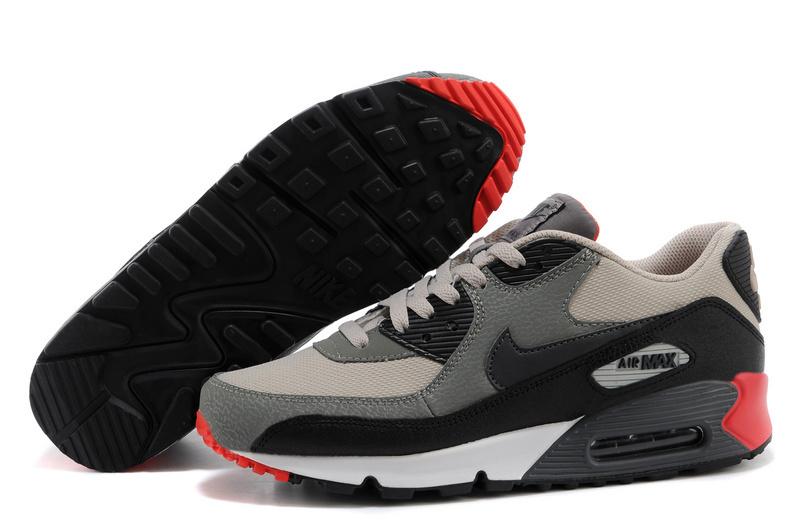 Nike Air Max 90 Pour Femme Noir Et Rose