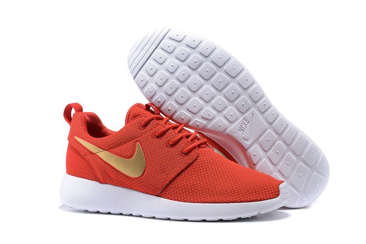 nike roshe run homme rouge