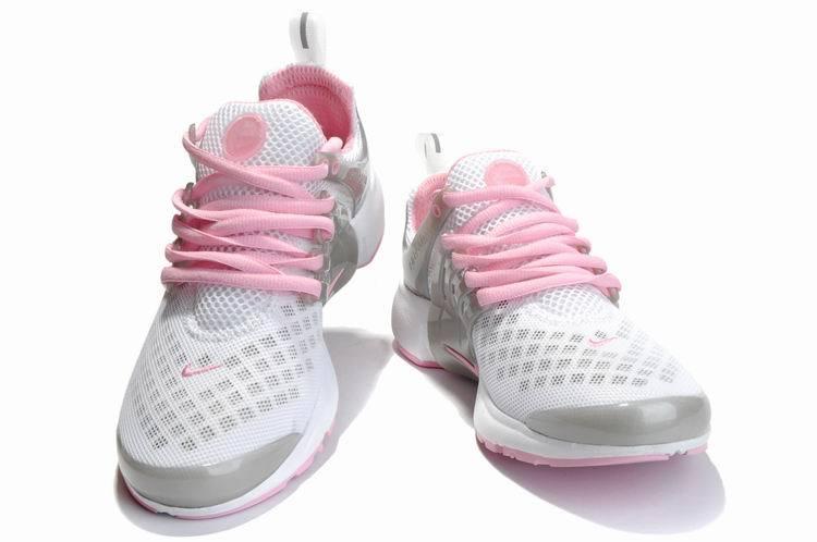 basket femme nike presto rose