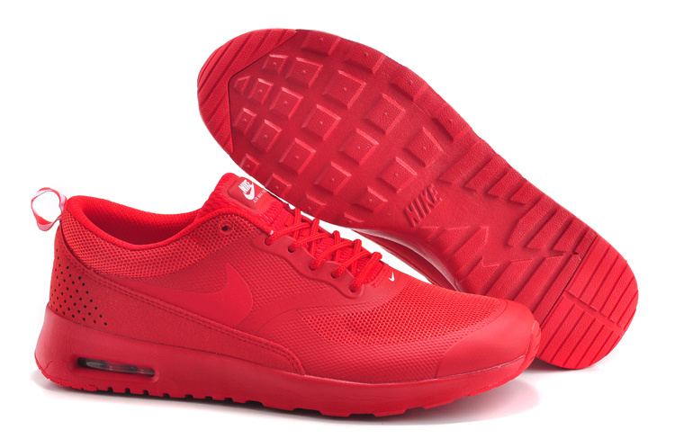 air max thea rouge pas cher