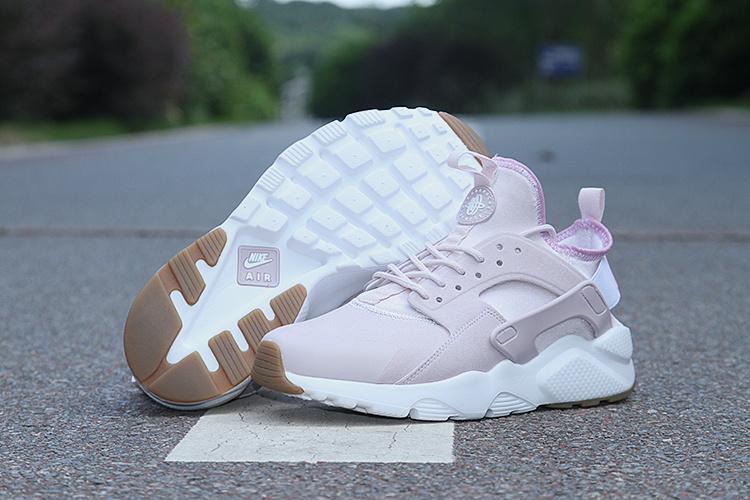 Nike Air Huarache Pour Femme Rose