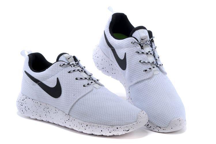 Nike Roshe Run Homme Blanche