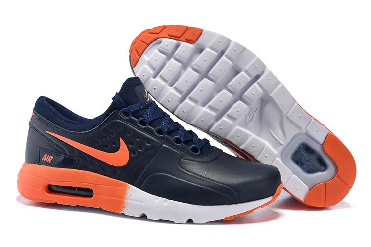 nike air max zero acheter,air max zero homme bleu et orange
